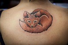 fox tattoo fuchs tattoo