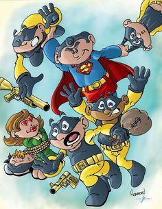 Superman Art Of Dan, Bowser, Superman, Comic Art, Cartoon, Comics, Fictional Characters, Ceiling Decor, Cartoons