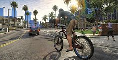 You can go through the complete walkthrough of GTA-V from the internet and that will help you to be familiar with the difficulties of the various stages before even playing them.