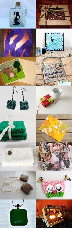 Squares by Bess on Etsy--Pinned+with+TreasuryPin.com
