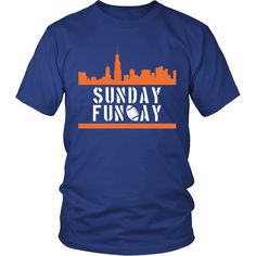 "Now Available at Our Store: ""Sunday Funday .... Free Shipping. Check It Out: http://thingsiwannasay.com/products/sunday-funday-football-t-shirt?utm_campaign=social_autopilot&utm_source=pin&utm_medium=pin"