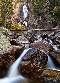 Fish Creek Falls, Steamboat Springs, Colorado