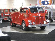 trucks of the 40's | Kenworth - Fire Truck (Special vehicles) - history, photos, PDF ...