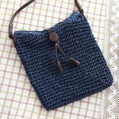 Women Weaving Hollow Out Crossbody Bag Shoulder Bag is designer, see other cute bags on NewChic. Knit Bag, Knitted Bags, Pouch, Wallet, Bag Packaging, Cute Bags, St Kitts And Nevis, Uganda, Free Gifts
