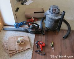diy heating air duct cleaning equipment, do it yourself, free, how to ......umm we need a leaf blower