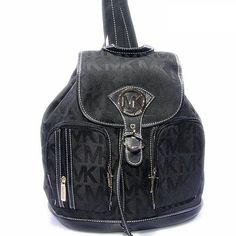 Rhea backpack by MICHAEL Michael Kors. A structured MICHAEL Michael Kors backpack in pebbled leather. Michael Kors Hamilton, Michael Kors Jet Set, Cheap Michael Kors Bags, Michael Kors Backpack, Michael Kors Bedford, Michael Kors Selma, Handbags Michael Kors, Cheap Bags, Buy Cheap