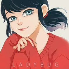 Marionette/Ladybug | Icon | Fanart | Miraculous: Tales of Ladybug and Chat Noir