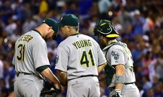 Murray | Curt Young emerging as possible Callaway replacement = A name that has surfaced as a potential replacement for Mickey Callaway with the Cleveland Indians is former Boston Red Sox and Oakland Athletics.....