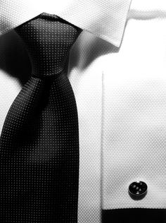 Simple elegance of black & white