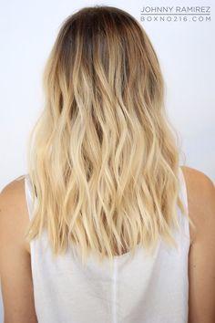 VA VA VOOM! Hair Color by Johnny Ramirez • IG: @johnnyramirez1 • Appointment inquiries please call Ramirez|Tran Salon in Beverly Hills at 310.724.8167.