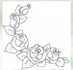 Flowers design pattern coloring pages ideas Flower Coloring Pages, Colouring Pages, Adult Coloring Pages, Coloring Books, Embroidery Stitches, Embroidery Patterns, Hand Embroidery, Fabric Painting, Flower Patterns