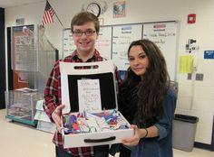 Bookmarks by the Skyline Falcons- Skyline Middle School - Harrisonburg, VA