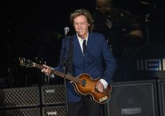 Paul McCartney's Out There! tour named hottest concerts in latest ranking His Albany concert was incredible! Can't wait to see him again!