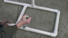 How to build a sturdy PVC target stand for under $20