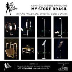 A My Store Brasil possui displays de diversos tipos para a sua loja.  #Tendencia #display #mystorebrasil
