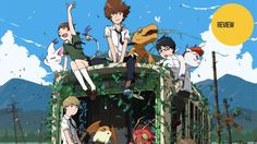 Digimon Adventure Tri is for All the Adults Who Grew Up Watching Digimon