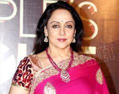 Hema malini charges bomb for balakrishna 100th movie