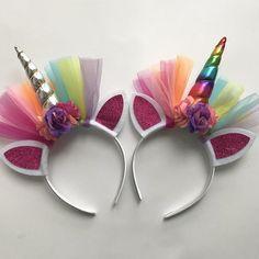 Unicorn Hairbands