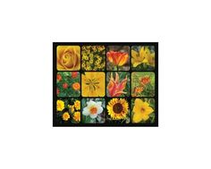Golden Blooms 1000 Piece Jigsaw Puzzle