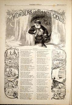 The Wonders of Santa Claus. Harper's Weekly, Dec. 24, 1857