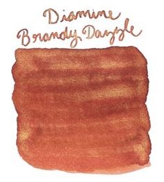 Diamine Brandy Dazzle (50ml Bottled Ink)