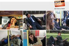 Ikea launches 'snap a napper' Facebook competition