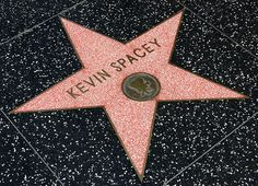 Kevin Spacey's star