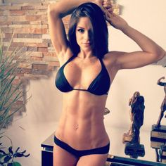 Michelle Lewin. Perfect and incredibly inspiring. Workout motivation!
