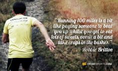 GB ultra runner Robbie Britton talks about why he got into ultra distance running