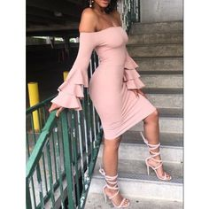 acedc9ced892 Off Shoulder Bandage Bodycon Evening Cocktail Party Mini Short Dress