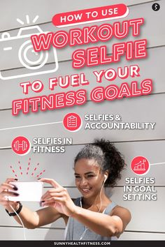 The comparison between your life and others can take people down a path of mental and emotional health struggles. However, there are also benefits of selfies and how you can use them to fuel your fitness goals. Learn how to use selfies to fuel your goals in this article! #sunnyhealthfitness #selfies #workoutselfie #workoutgoals #fitnessgoals #goalsetting Health And Fitness Articles, You Fitness, Fitness Goals, Health And Wellness, Health Fitness, Gym Photos, Mental And Emotional Health, Being Used, Selfies