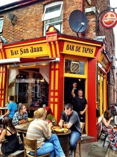Fantastic atmosphere and well worth the wait. South Manchester, British Countryside, Spanish Tapas, Blackpool, Great British, Restaurant Bar, North West, Travel Pictures, Trip Advisor