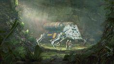 ArtStation - Expedition, Martin Parker