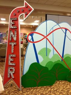 colossal coaster world decorating ideas | colossal coaster world bible study coaster alley 6 photos