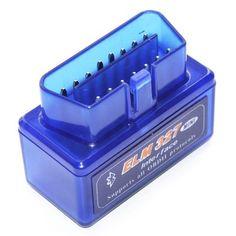 Strumento Di Interfaccia Diagnostica Super Mini Elm327 Bluetooth Obd2 Auto V1.5: Amazon.it: Elettronica