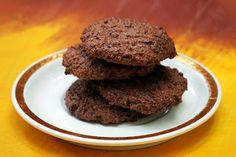 Elmira paleo konyhája: Csokis kókuszos keksz