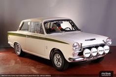1966 Ford Lotus Cortina App K Racecar Classic European Cars, Ford Classic Cars, Ford Rs, Car Ford, Retro Cars, Vintage Cars, Cars Uk, Old Fords, Classic Motors