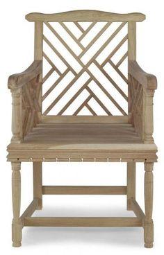Heathcote Arm Chair | Mr. Brown
