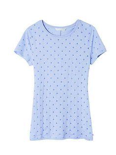 a91b5bc6 Victoria's Secret NEW! The Crewneck Victoria's Secret, Polka Dot Top, Shirt  Blouses,