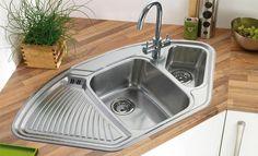 Updated Corner Kitchen Sink Trends - http://www.tehamaso.com/updated-corner-kitchen-sink-trends/