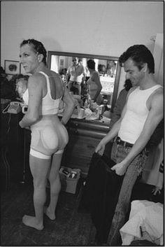 Dustin Hoffman, Tootsie, 1982 Behind the Scenes