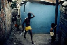 Bruno Barbey - Inspiration from Masters of Photography