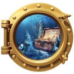 "12"" Port Scape Instant Sea Porthole Window Sunken Treasur... https://www.amazon.com/dp/B00E6ZTMIG/ref=cm_sw_r_pi_dp_x_.vnIybKF33JVE"