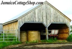 24x24 Simple Garage. Example shows our standard siding naturally weathered. Available as Kits - 2 people 40 hours + Plans. Kits ship *Free in the continental US + eastern Canada. http://jamaicacottageshop.com/shop/24x24-simple-garage/ http://jamaicacottageshop.com/wp-content/uploads/pdfs/24x24simple_garage.pdf http://jamaicacottageshop.com/free-shipping/ #jamaicacottageshop #barn #barns #barnkit