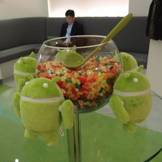 5 Things We Want From Android 4.1 'Jelly Bean'