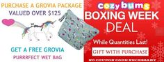 GroVia Gift with Purchase Wet Bag, Cloth Diapers, Canada, Cozy, Gifts, Clothes, Outfits, Presents, Clothing
