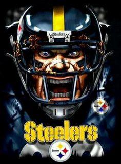 It's all about intensity Steelers Fans!!!                              …