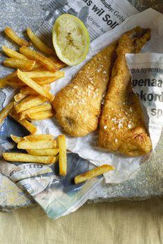 Vis en tjips  | SARIE | Fish and chips
