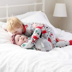 A match made in very merry jammies... We love your style @girlintheredshoes. #holidaystyle #pjs #lovecarters by carters