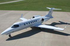 Learjet 45 for quick getaways